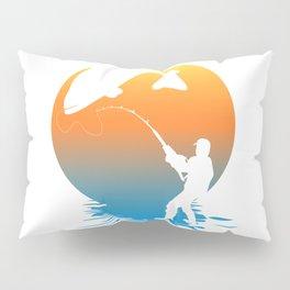 Fishing Pillow Sham