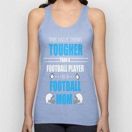 Football Mom Unisex Tank Top