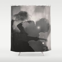 Rock and Roll Steady Shower Curtain