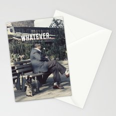 WHATEVER Stationery Cards