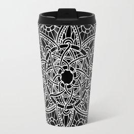 Family: forever intertwined (black) Travel Mug
