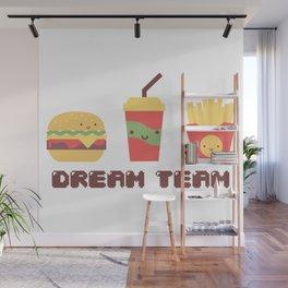 Dream team T-Shirt Wall Mural