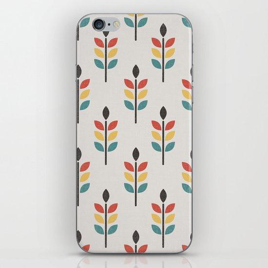 Leaf Pattern iPhone & iPod Skin