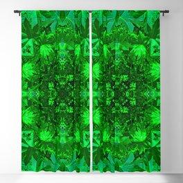 Archangel Raphael Healing Mandala Blackout Curtain