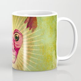 Crazy Monkey Coffee Mug