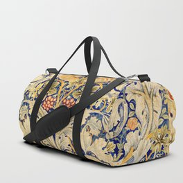 """William Morris """"Acanthus and vine"""" 1. Duffle Bag"""