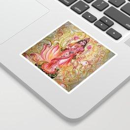 Lakshmi - Abundance Sticker