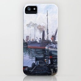 Leith - Digital Remastered Edition iPhone Case