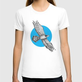 Flying Hawk T-shirt