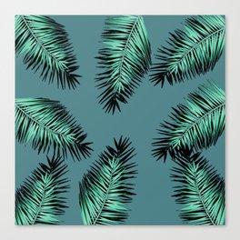 laves palm Canvas Print