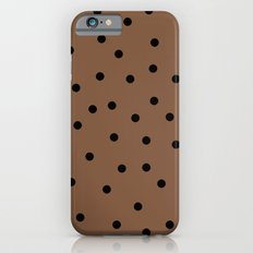 Chocolate Chocolate Chip iPhone 6s Slim Case