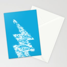 Lightning Peace Stationery Cards