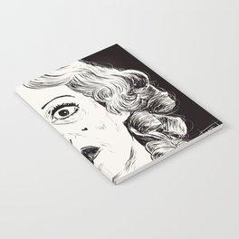 Bette Davis/Baby Jane Notebook