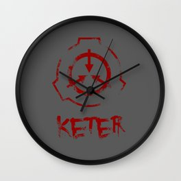 SCP foundation: Keter Wall Clock