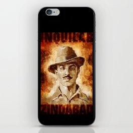 Shaheed-E-Azam Bhagat Singh iPhone Skin