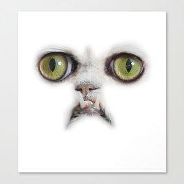 Wilfred Warrior Spirit Animal Canvas Print
