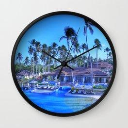 Palawan Wall Clock
