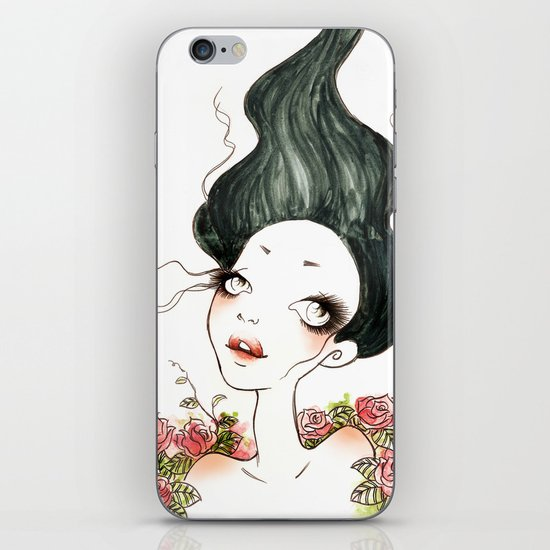 In Roses iPhone & iPod Skin