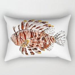 Lionfish Rectangular Pillow