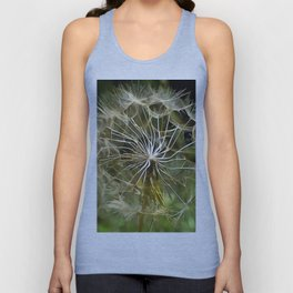 Tragopogon Wildflower Salsify Unisex Tank Top