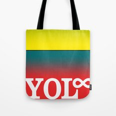 You Only Live Forever—Part III Tote Bag