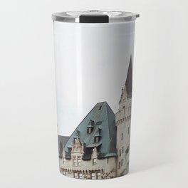 Chateau Laurier Travel Mug
