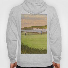 Royal Portrush Golf Course 5th Hole Hoody