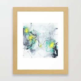 Catalyst Stage 02 Framed Art Print