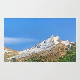 Snowy Mountains, Parque Nacional Los Glaciares, Patagonia - Argentina Rug