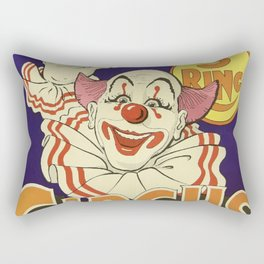 3 Rings Rectangular Pillow