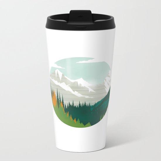 Rocky Metal Travel Mug