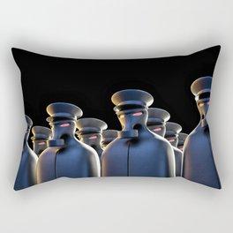 Oppression Rectangular Pillow