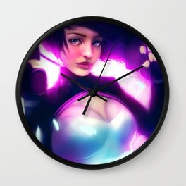 Major Wall Clock