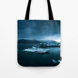 Blistering Cold Tote Bag