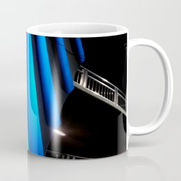 Exotic Blue Coffee Mug