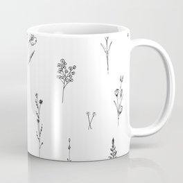 Wildflowers BIG Coffee Mug