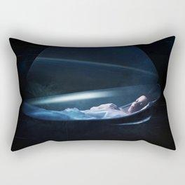 Ellen Ripley Alien fan art Rectangular Pillow