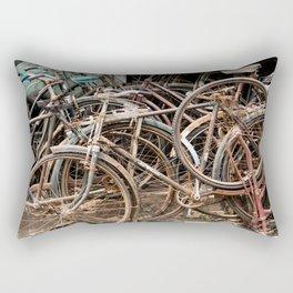 Under repair Rectangular Pillow