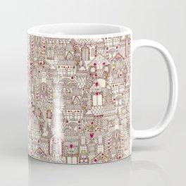 gingerbread town Coffee Mug