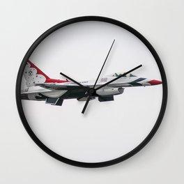 Air Force Thunderbirds Wall Clock