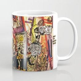 Creation through time Coffee Mug
