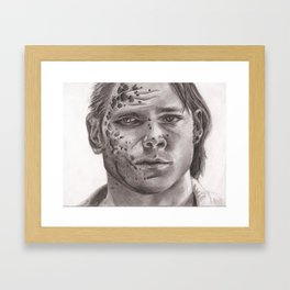 Lucifers Framed Art Print