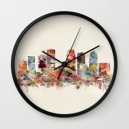 tampa florida Wall Clock