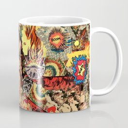 Chaos 2 Fire Coffee Mug