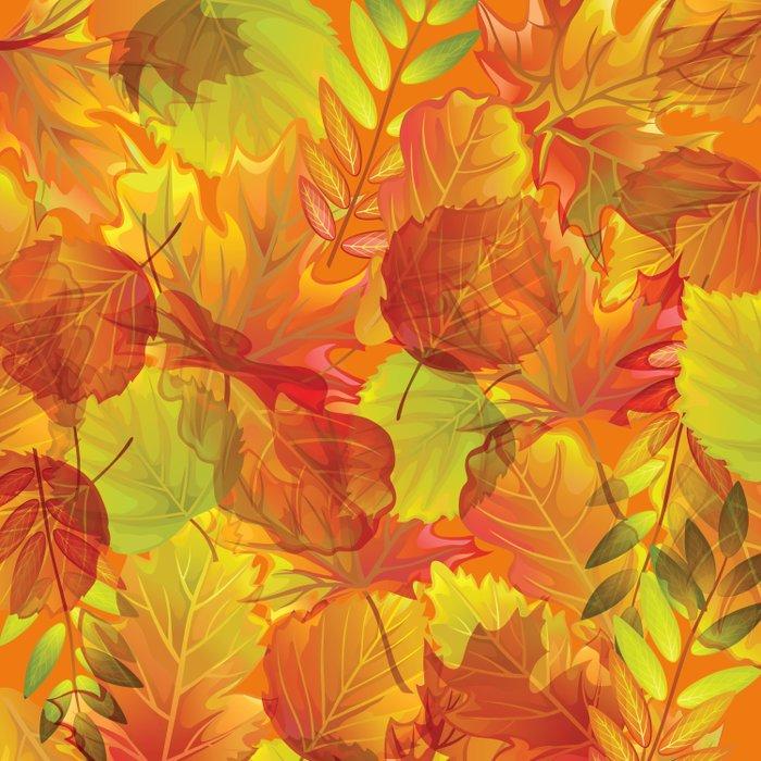 Autumn leaves #4 Comforters