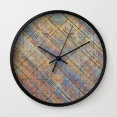 parket Wall Clock