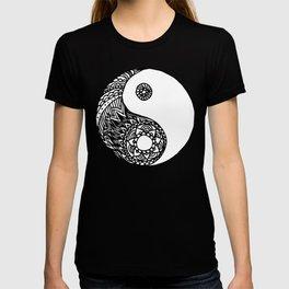 Tangled Yin Yang T-shirt