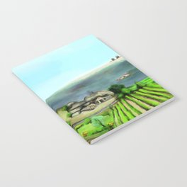 Viseu landscape Notebook