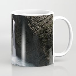 Slap Kozjak Waterfall Coffee Mug