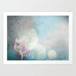 At Lumurmu Ice cream Art Print